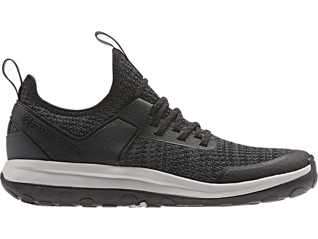 c8c6bc3e2 adidas Five Ten Access Knit Shoes Men gresix/core black/red at ...